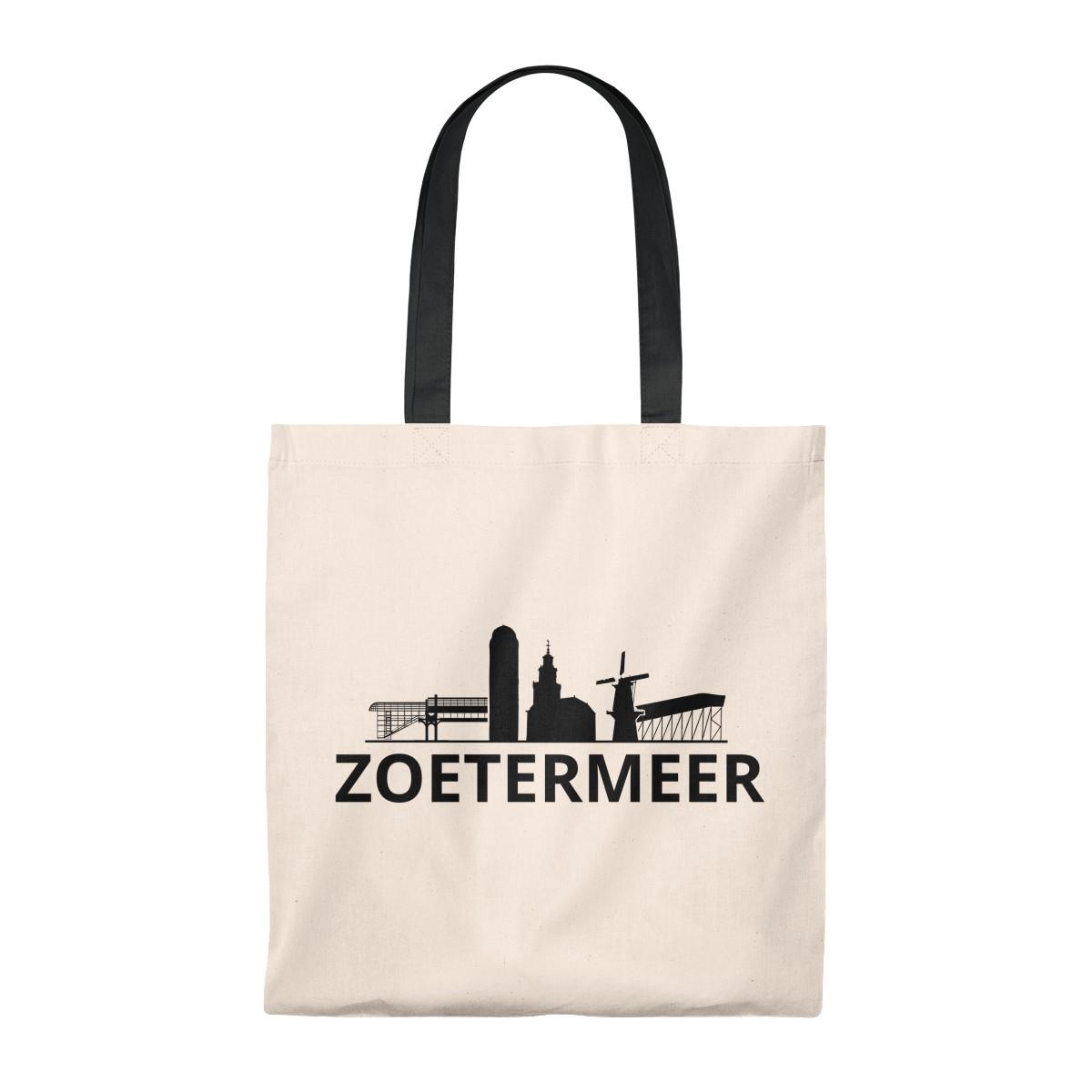 b9d3f571c19 Zoetermeer tas - Vintage - Print Skyline.nl